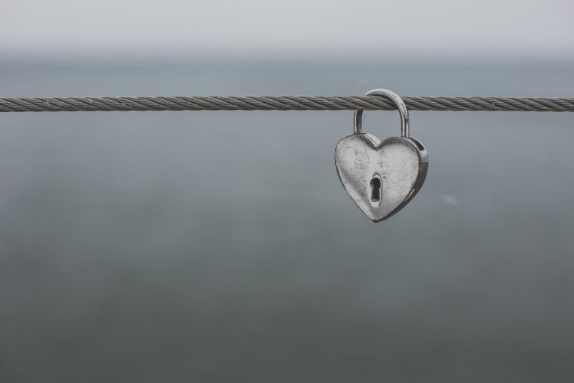 heart-shaped-lock-on-wire