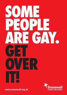 some people are gay stonewall campaign