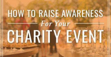 How To Raise Awareness For Your Charity Event