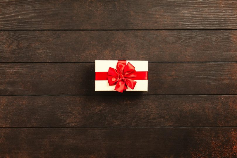 A great gift for an entrepreneur wrapped in a red bow