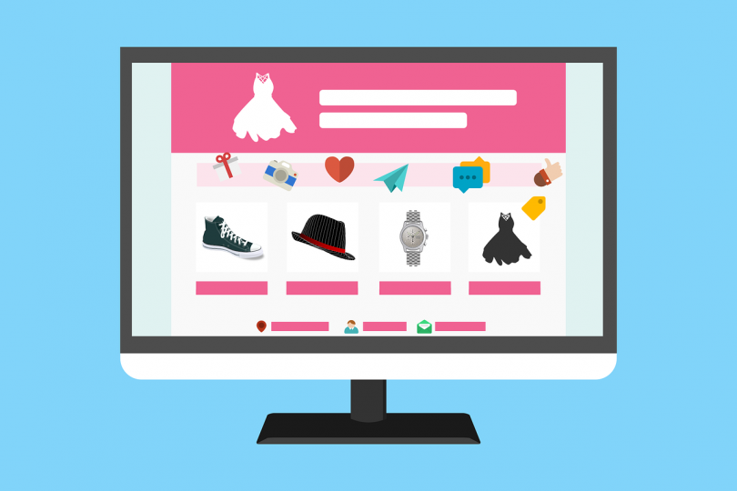 Ecommerce business selling and creating product categories.